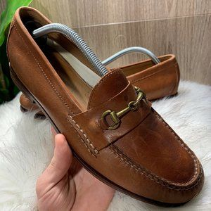 Cole Haan Men's leather Grand Penny Loafer Shoes